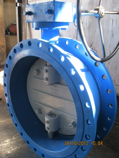 Butterfly-Valve-Double-Flanged-End-Manufacturers-Manufacturer-Exporters-India