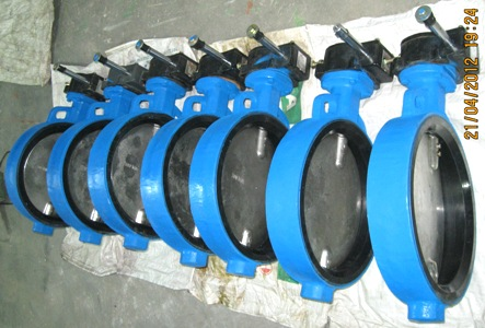 High-Performance-Butterfly-Valve-Manufacturers-Exporters-India