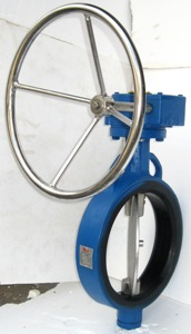 Butterfly-Valve-Gear-Actuator-Operated-Manufactuers-Exporters