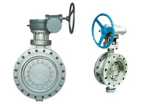 Gear-Operated-Double-Flanged-End-Butterfly-Valve-Manufactuers